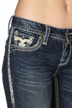 Load image into Gallery viewer, Rock Revival Women's Boot Cut Jeans (Free Shipping on orders over $150.00)