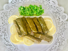 Load image into Gallery viewer, SARMA , VEGGETARIAN GRAPE LEAVES ***  LENTEN ITEM