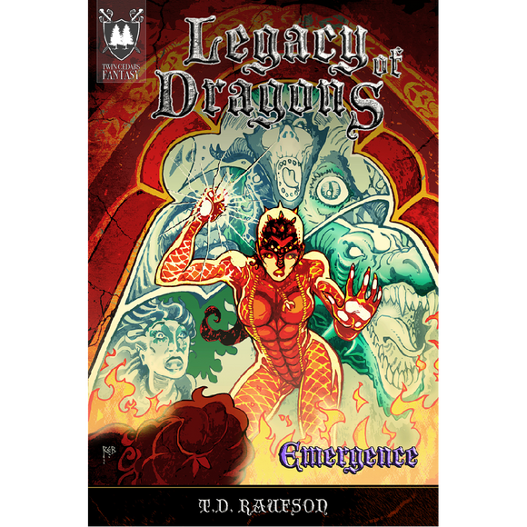 Legacy of Dragons: Emergence