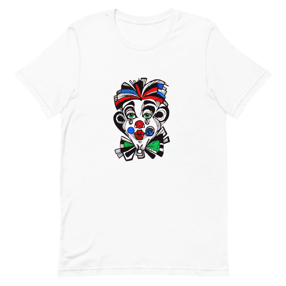 Strange 3 - Short-Sleeve Unisex T-Shirt