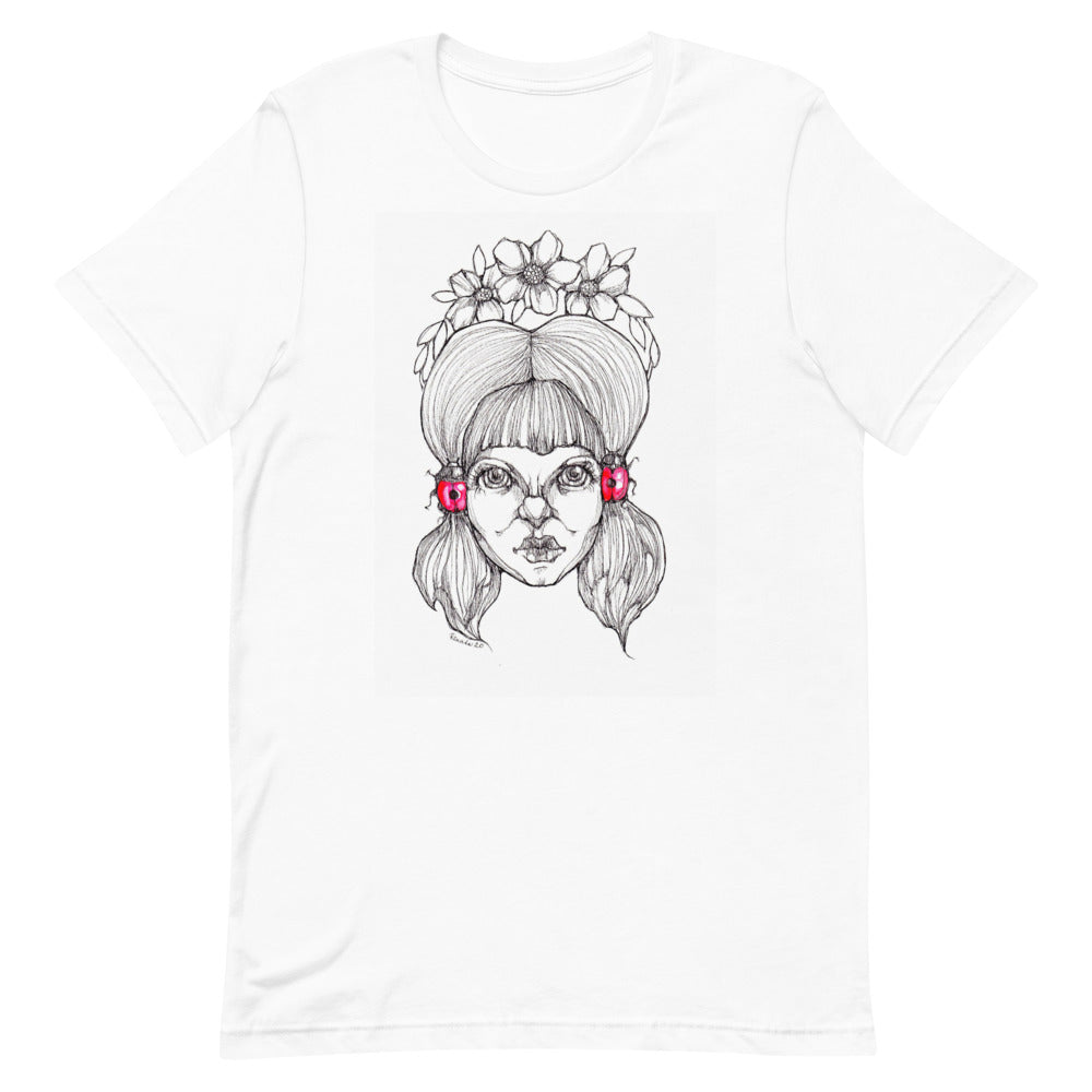 Girl 2 - Short-Sleeve Unisex T-Shirt