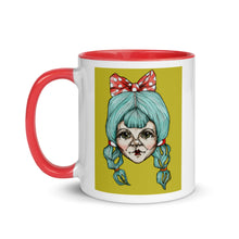 Load image into Gallery viewer, Girl 1 Coloured - Mug
