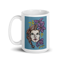 Load image into Gallery viewer, Flowers 1 Coloured - Mug
