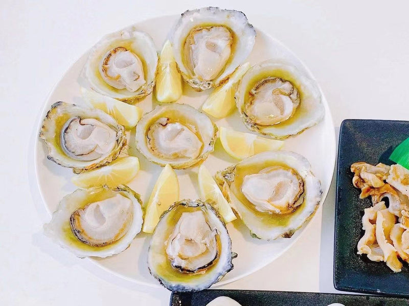 Bluff oysters (Pre-Order)