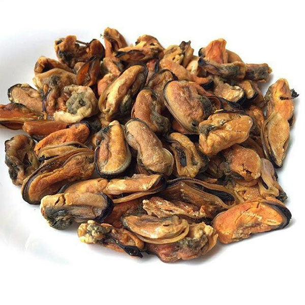 Dry Mussels