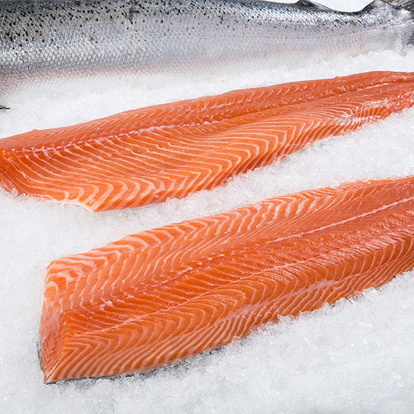 Fresh King Salmon Fillets (Pre-Order Product)