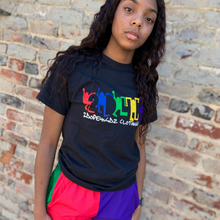 Load image into Gallery viewer, Unity Tee - Black - 2dope4kidz.myshopify.com