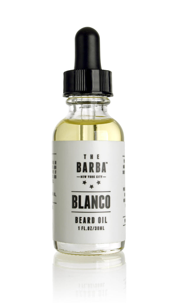 Blanco Organic Beard Oil - The Barba Corp.