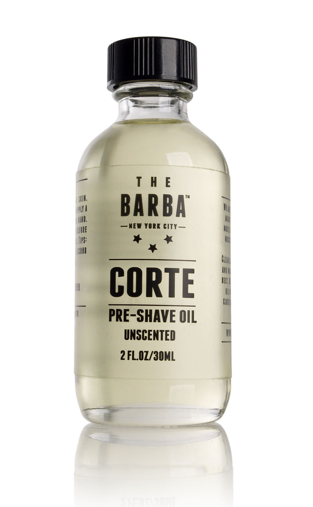 Corte Pre-shave Oil - The Barba Corp.
