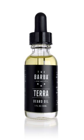 Terra Organic Beard Oil - The Barba Corp.
