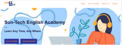 English online course