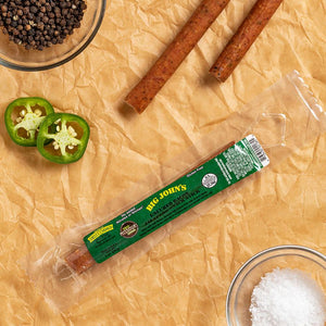 Big John's Nitrite Free Jalapeno Snack Sticks