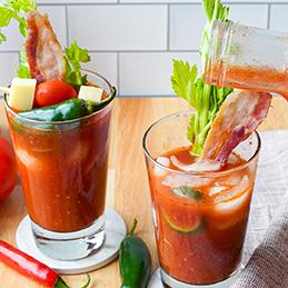 Top Tomato Bloody Mary Mix Duo Kit