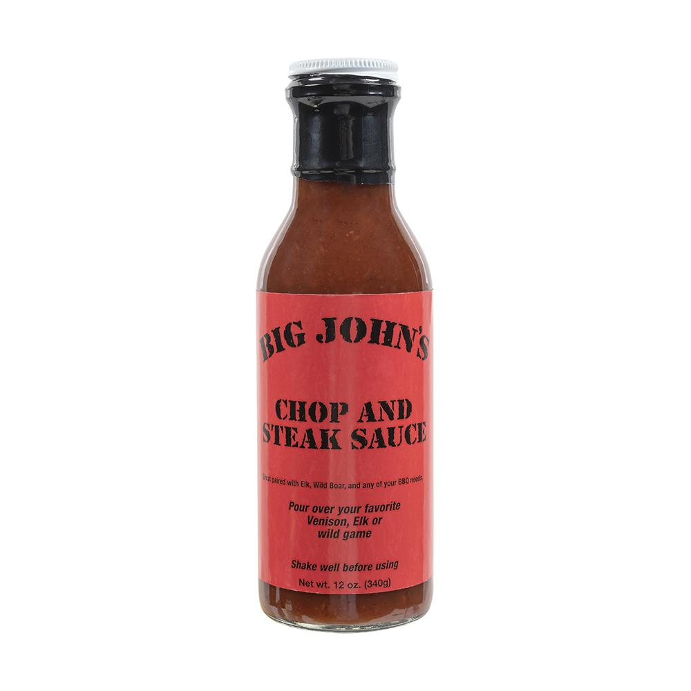Big John's Chop & Steak Sauce