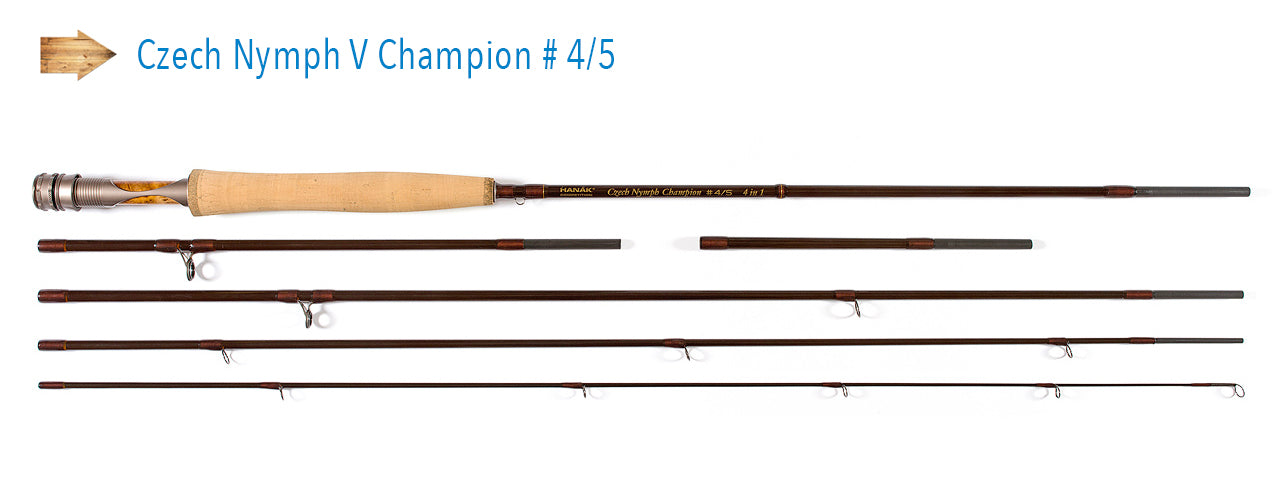 Hanak Czech Nymph Champion 4-in-1
