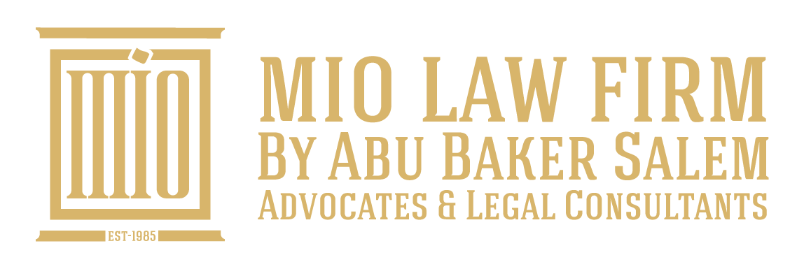 MIO Law Firm Logo
