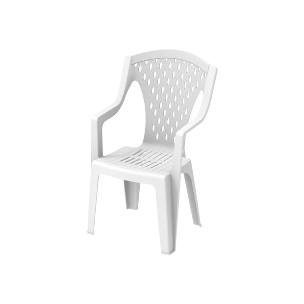 Queen Plastic Armchair
