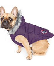 Load image into Gallery viewer, Everest Explorer Jacket by Canada Pooch - Eggplant