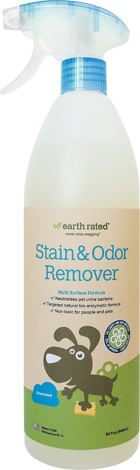 Earth Rated Unscented Stain & Odor Remover