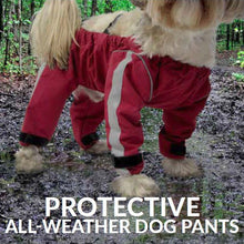 Load image into Gallery viewer, Bodyguard - Protective All-Weather Dog Pants by FouFou Dog