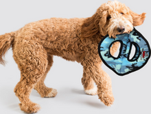 Load image into Gallery viewer, Tuffy's Ultimate 3-Way Ring Squeaky Plush Dog Toy
