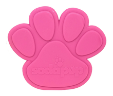 Load image into Gallery viewer, SP PAW PRINT ULTRA DURABLE NYLON DOG CHEW TOY FOR AGGRESSIVE CHEWERS - PINK