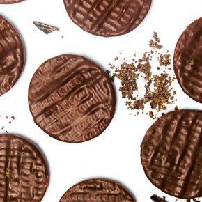 Chocolate Coated Biscuits