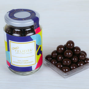 Belgian Dark Chocolate Hazelnuts