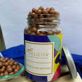 Belgian Milk Chocolate Nutties