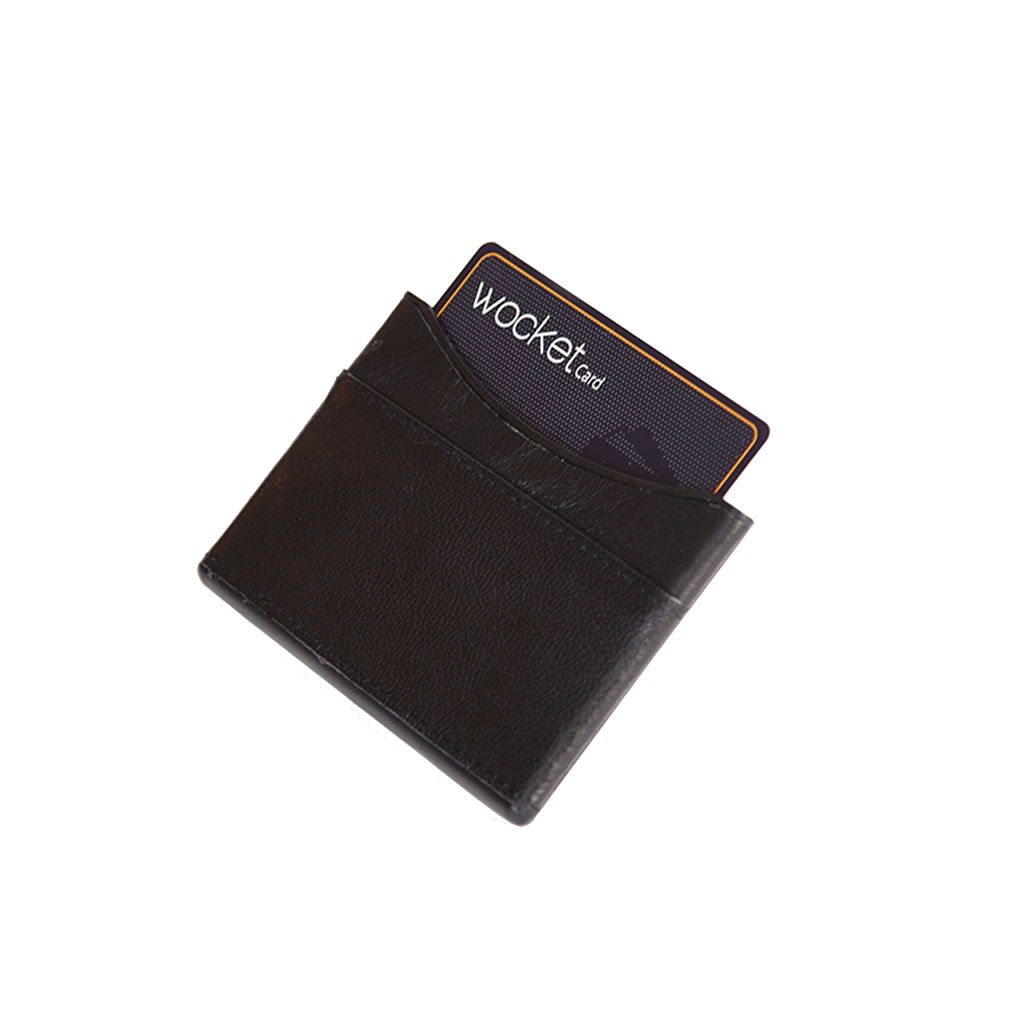 Wocket Wallet Leather Base Accessory (Replacement)