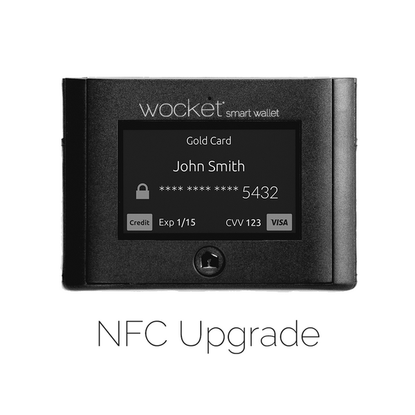 NFC Ready Upgrade (Wocket Base Only)
