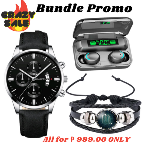 30th Avenue™ CUENA WATCH BUNDLE SALE