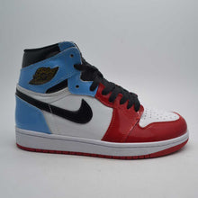 Load image into Gallery viewer, Air Jordan 1 White Blue Red
