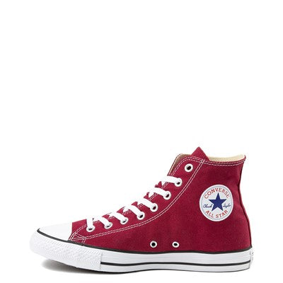 Converse All Star-Maroon Hi Top