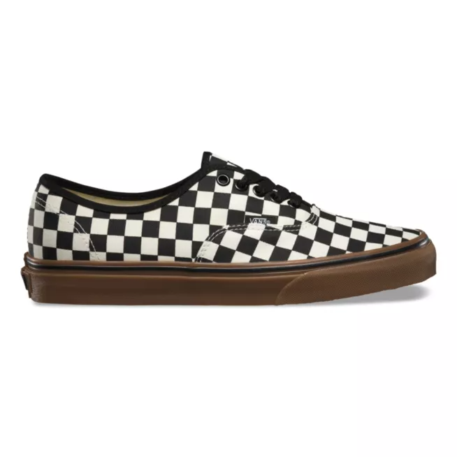 Vans Checker Brown