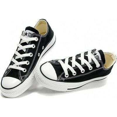 Converse All star-Black White Low