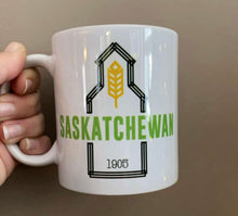 Load image into Gallery viewer, Saskatchewan Mugs