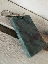Load image into Gallery viewer, Marbled keychain