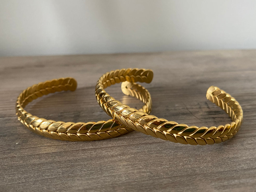 Prairie Wheat Bracelet