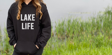 Load image into Gallery viewer, Lake Life Hoodie