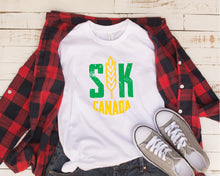 Load image into Gallery viewer, SK Canada Wheat Tee