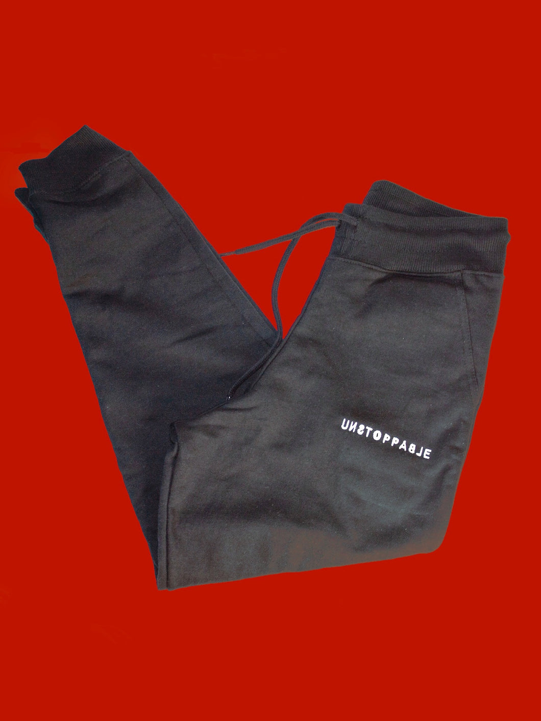 Unstoppable Embroidered sweat pant