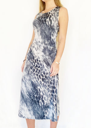 Side Ruche Dress