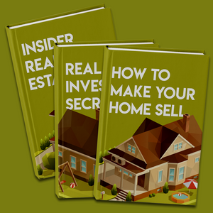 BUNDLE All 3x Real Estate Ebooks
