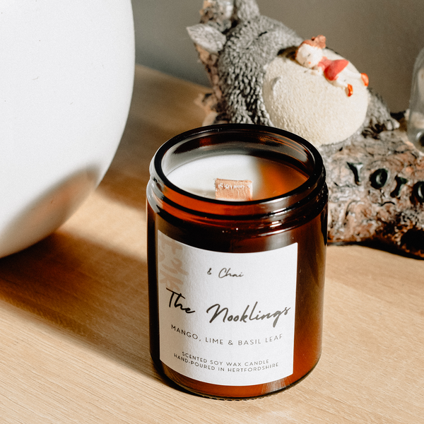 The Nooklings Soy Candle