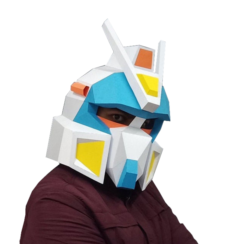 Wearable Paper Model - Transformers