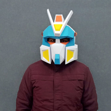 Load image into Gallery viewer, Wearable Paper Model - Transformers