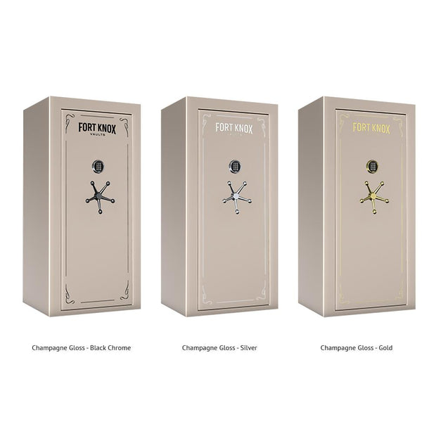 Fort Knox Executive 6031 Gun Safe