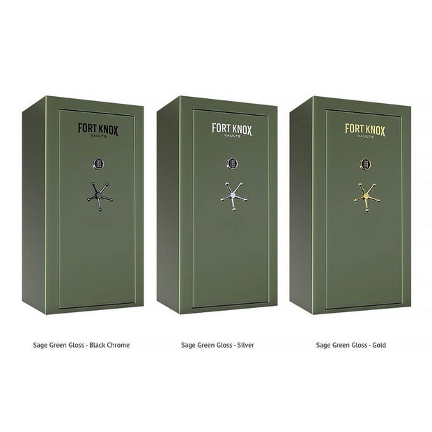 Fort Knox Spartan 6637 Gun Safe