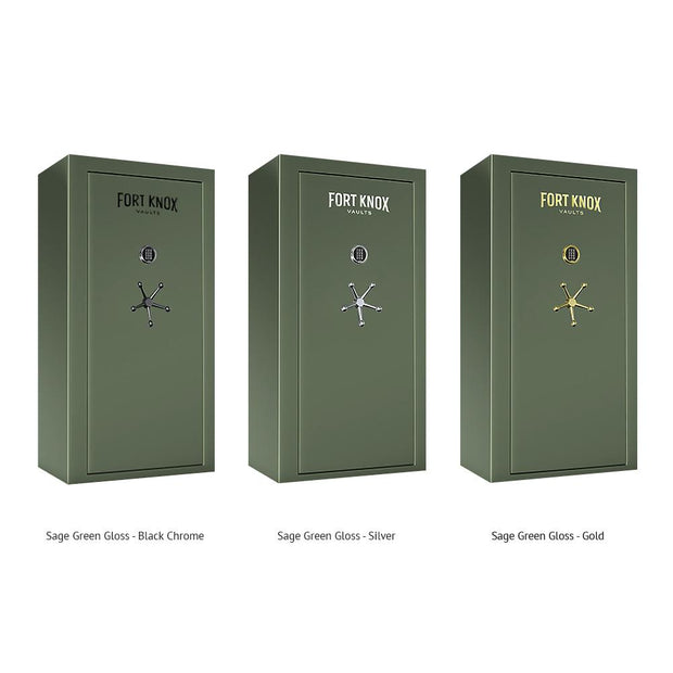 Fort Knox Defender 6031 Gun Safe